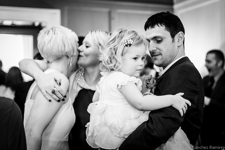 Wedding reception. Yorkshire wedding photographer.