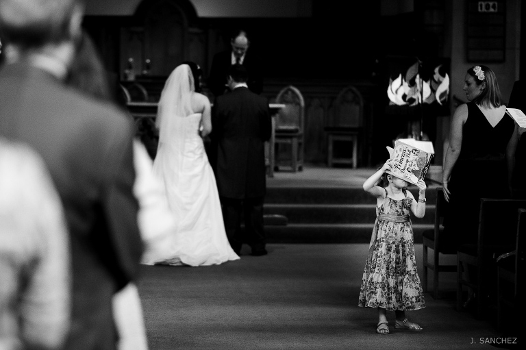 St ANDREW'S ROUNDHAY WEDDING