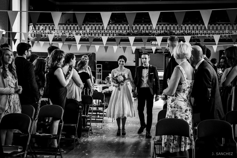 Todmorden Town Hall wedding photography